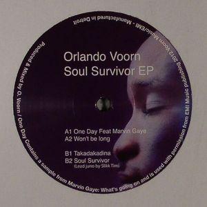VOORN, Orlando - Soul Survivor EP