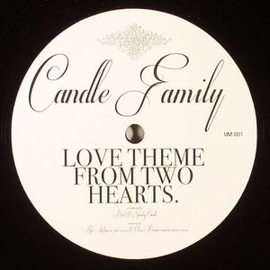 CANDLE FAMILY, The - Love Theme From Two Hearts