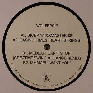 BICEP/CASINO TIMES/MEDLAR/ISHMAEL - Wolf EP 17