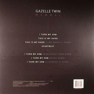 GAZELLE TWIN - Mammal