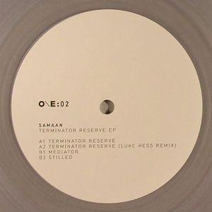 SAMAAN - Terminator Reserve EP