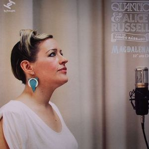 QUANTIC/ALICE RUSSELL with THE COMBO BARBARO - Magdalena