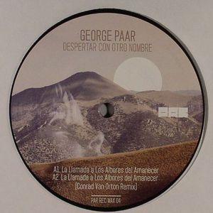 PAAR, George - Despertar Con Otro Nombre