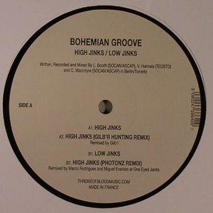BOHEMIAN GROOVE - High Jinks