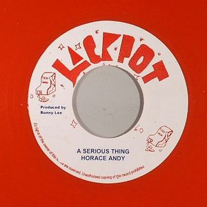 ANDY, Horace/THE AGGROVATORS - Serious Thing
