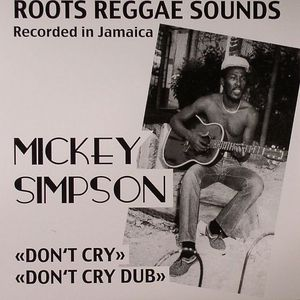 SIMPSON, Mickey - Don't Cry