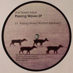 VINYL SPEED ADJUST - Passing Waves EP