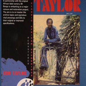 TAYLOR, Ebo - Ebo Taylor: Classic African Recordings (remastered)