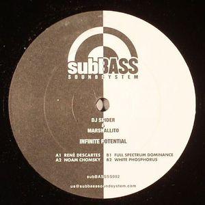 DJ SPIDER/MARSHALLITO - Infinite Potential