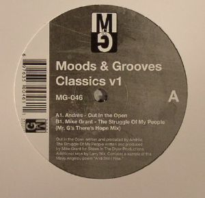 ANDRES/MIKE GRANT - Moods & Grooves Classics V1