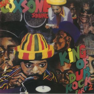 SIR COXSONE SOUND - King Of Dub Rock Part 2