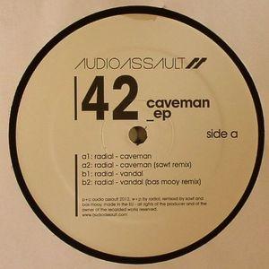 RADIAL - Caveman EP