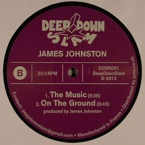 WASHERMAN/JAMES JOHNSTON - Split Slam EP
