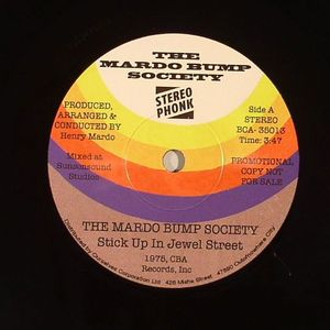 MARDO BUMP SOCIETY, The - Stick Up In Jewel Street