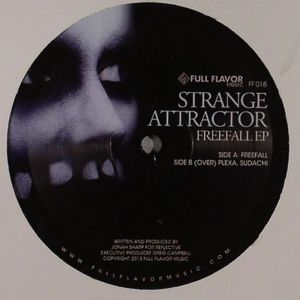 STRANGE ATTRACTOR aka JONAH SHARP - Freefall EP