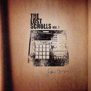 J DILLA - Music From The Lost Scrolls Vol 1