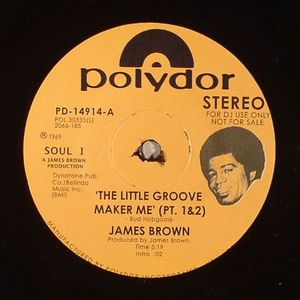 BROWN, James - The Little Groove Maker Me