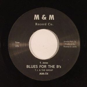TJ & THE GROUP - Blues For The B's