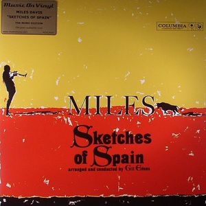 DAVIS, Miles - Sketches Of Spain (mono)