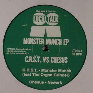CRST vs CHESUS - Monster Much EP