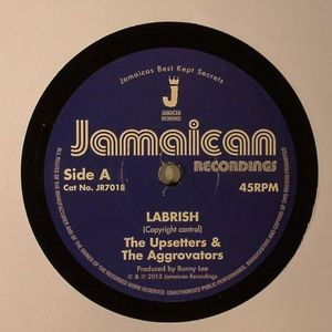 UPSETTERS, The & THE AGGROVATORS/CORNELL CAMPBELL - Labrish