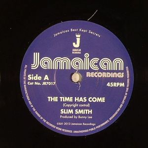 SMITH, Slim - The Time Has Come