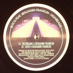 BUTCH feat BENJAMIN FRANKLIN - Highbeams