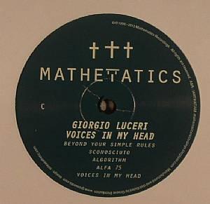 LUCERI, Giorgio - Voices In My Head