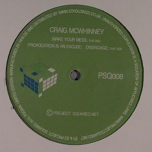 McWHINNEY, Craig - Make Your Mess