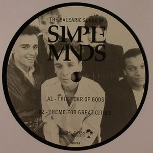 SIMPLE MINDS - The Balearic Sound Of Simple Minds