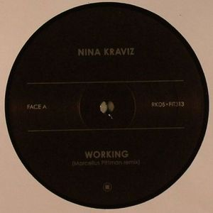 KRAVIZ, Nina - Working (Marcellus Pittman/Urban Tribe remixes)