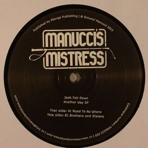 JACK FELL DOWN - Another Way EP (repress)