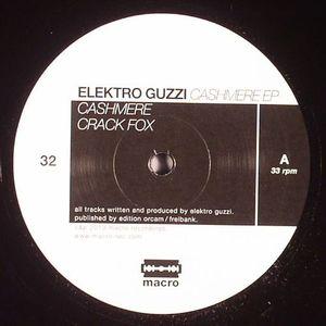 ELEKTRO GUZZI - Cashmere EP