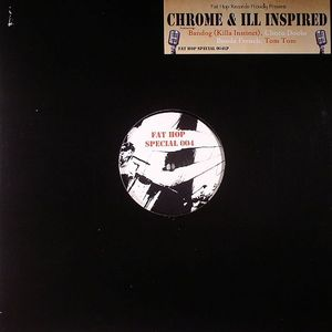 CHROME/ILLINSPIRED - Out Of Sight EP