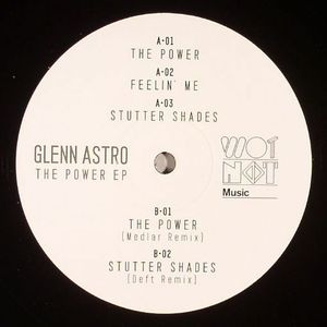 ASTRO, Glenn - The Power EP