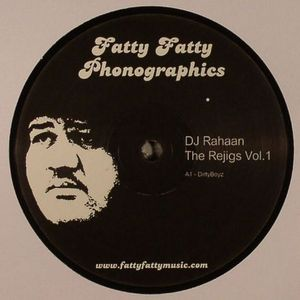 DJ RAHAAN - The Rejigs Vol 1