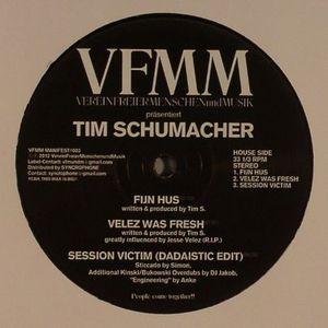 BUFIMAN/TIM SCHUMACHER - Manifest #3
