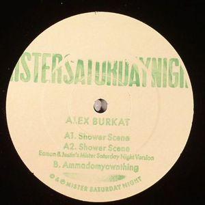 BURKAT, Alex - The Shower Scene EP