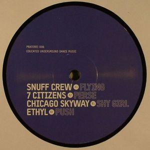 SNUFF CREW/7 CITIZENS/CHICAGO SKYWAY/ETHYL - Flying