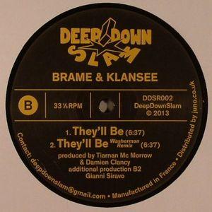 BRAME/KLANSEE - Alright EP
