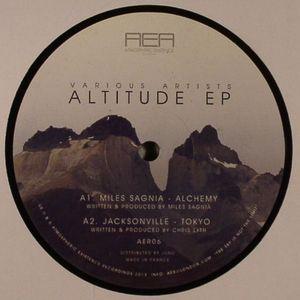 SAGNIA, Miles/JACKSONVILLE/TALES OV ROSSI - Altitude EP