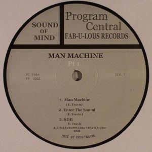 SOUND OF MIND aka ERIK TRAVIS - Man Machine Pt 1