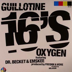 OXYGEN feat DR BECKET/EMSKEE - The Process