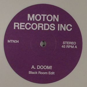 MOTON RECORDS INC - Doom