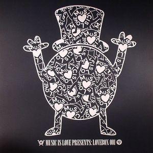 MAXWELL/MIKKI FUNK/NEW JACK CITY/JACKMASTER K/LIAM GEDDES/JAMIE TRENCH/JMX/BANJAX - Music Is Love Presents: Lovebox 001