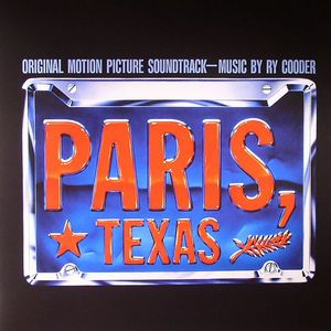 COODER, Ry - Paris Texas: Deluxe Edition (Soundtrack)
