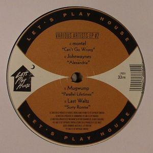MONTEL/JOHNWAYNES/MUGWUMP/LAST WALTZ - Various Artists EP #2
