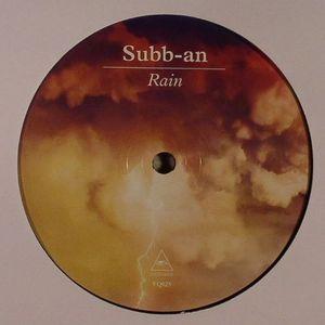SUBB AN - Rain