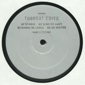 ZAWADA,Tim - Tugboat Edits Volume 1