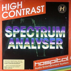 HIGH CONTRAST - Spectrum Analyser